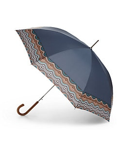Missoni - Zigzag Trim Umbrella