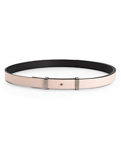 Costume National - Signature Skinny Belt