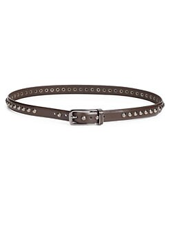 MaxMara - Studded Leather Belt