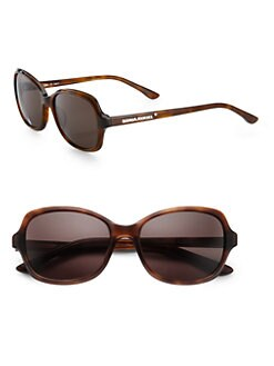 Sonia Rykiel - Rectangular Acetate Sunglasses