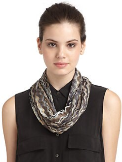 Missoni - Squiggle Scarf/Black