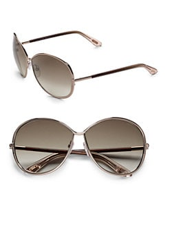 Tom Ford Eyewear - Iris Sunglasses