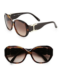 Chloe - Rounded Square Acetate 