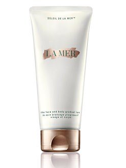 La Mer - Soleil de la Mer - The Face and Body Gradual Tan/6.7 oz.