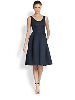 Philosophy - Neoprene A-Line Dress