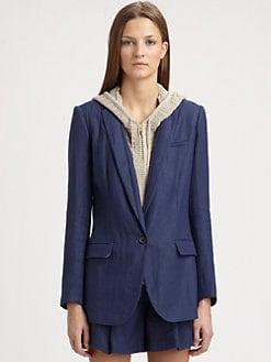 Veronica Beard - Two-Way Blazer & Dickey