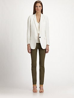 Veronica Beard - Two-In-One Woven Blazer