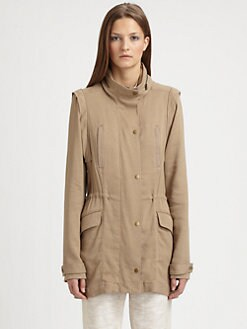 Veronica Beard - Two-In-One Summer Parka
