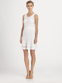Philosophy - Cotton Crocheted Dress