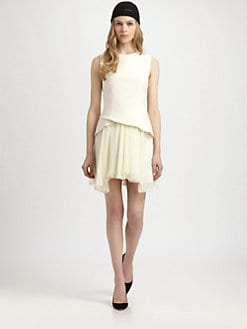 Philosophy - Georgette Pliss&eacute; Dress