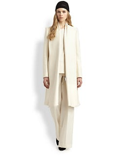 Philosophy - Long Panno Felt Coat