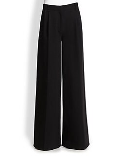 Adam Lippes - Wide-Leg Trousers