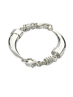 Pomellato 67 - Sterling Silver Tusk Bracelet