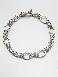 Pomellato 67 - Sterling Silver Chain Link Necklace