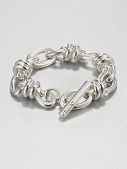 Pomellato 67 - Sterling Silver Chain Link Bracelet