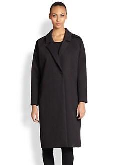 Ashley B - Twill Oversized Coat