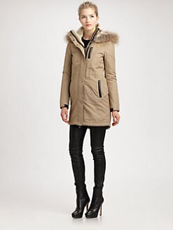 Mackage - Fur-Trimmed Parka
