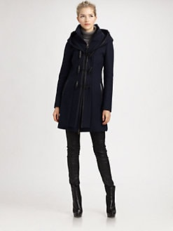 Mackage - Hooded Toggle Coat