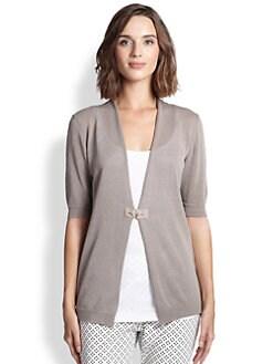 Peserico - Linen/Cotton Cardigan