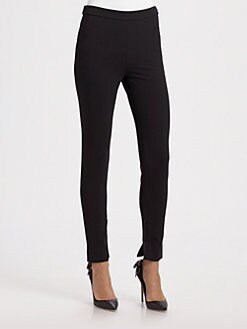 Valentino - Jersey Leggings