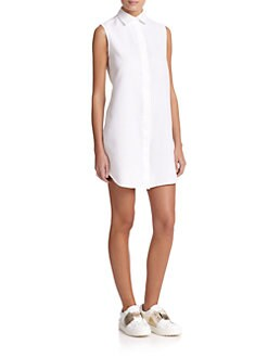 Valentino - Cotton Shirtdress