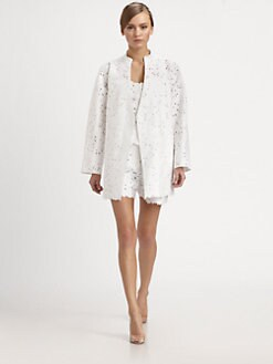 Valentino - Lace Coat