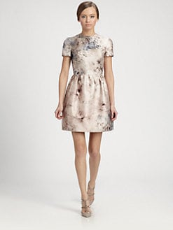 Valentino - Floral Bumbalina Dress