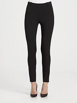 Valentino - Compact Jersey Leggings