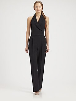 Valentino - Tuxedo Jumpsuit