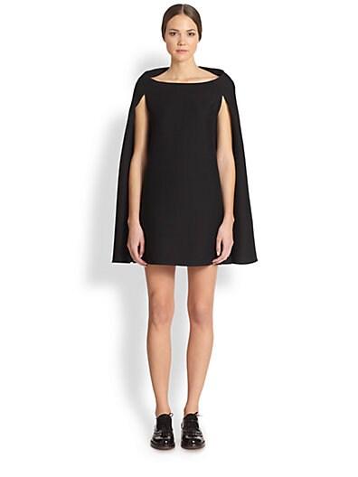 Sale alerts for Valentino Cape Dress - Covvet