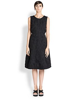 Jil Sander - Ratatoule Open Back Dress