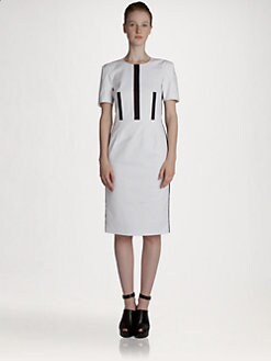Jil Sander - Netted Dress