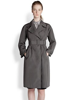 Jil Sander - Nurnberg Belted Coat