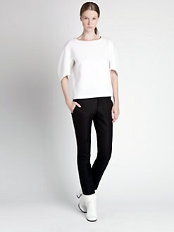 Jil Sander - Short-Sleeve Top
