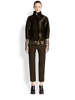 Jil Sander - Calf Hair Jacket
