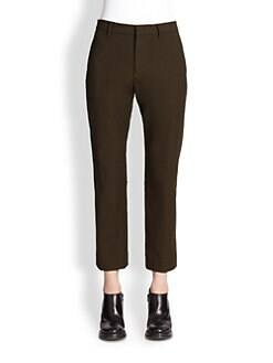 Jil Sander - Cropped Pants