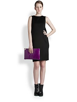 Jil Sander - Side-Tuck Dress