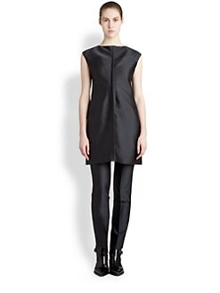 Jil Sander - Long Seamed Vest