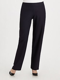 Eileen Fisher, Salon Z - Stretch Jersey Pants