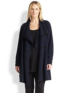 Eileen Fisher, Sizes 14-24 - Cashmere Long Cardigan