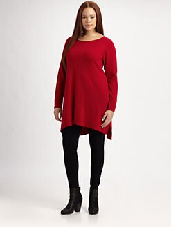 Eileen Fisher, Salon Z - Merino Wool Sweater Dress