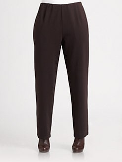 Eileen Fisher, Salon Z - Slim Pleated Pants