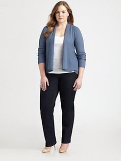 Eileen Fisher, Salon Z - Wool Cardigan