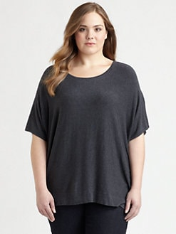 Eileen Fisher, Salon Z - Jersey Boxy Top