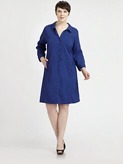 Eileen Fisher, Salon Z - Shirtdress
