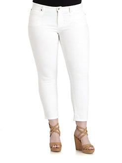 Eileen Fisher, Salon Z - Skinny Ankle Jeans
