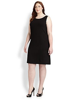 Eileen Fisher, Salon Z - Sleeveless Jersey Dress
