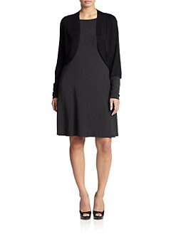 Eileen Fisher, Salon Z - Knit Shrug