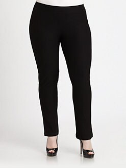 Eileen Fisher, Salon Z - Bootcut Knit Pant