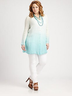 Eileen Fisher, Salon Z - Linen Tunic